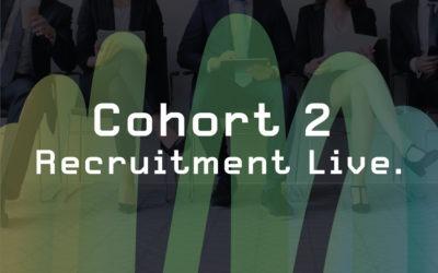 Cohort 2 Recruitment Live