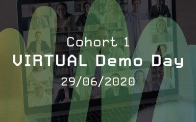 Cohort 1 Virtual Demo Day