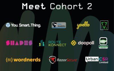 Meet Cohort 2