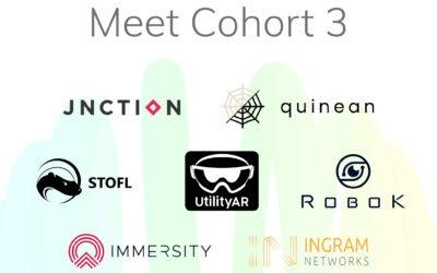 Meet cohort 3!