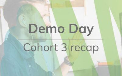 TFWL Cohort 3 Demo Day Recap